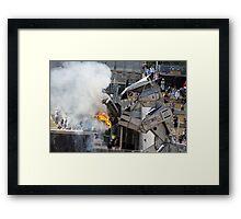 RES 2010 - 08 Framed Print