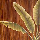 Banana Leaves by Laura Browning