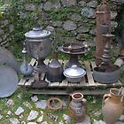 Albanian ancient artifact,artcraft by Petrit  Metohu