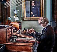 the typesetter by carol brandt