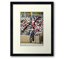 RES 2010 - 22 Framed Print