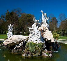 Fountain of Love by DonDavisUK