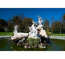 Fountain of Love Photographic Print