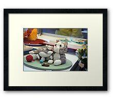 RES 2010 - 66 Framed Print