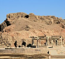 Edfu Temple 3 by rhallam