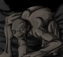 crawling ghoul by korosukun