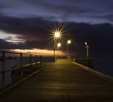 Early Morning Jetty by athex