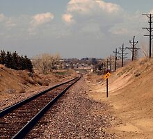 The Other Side of the Tracks by Barb Miller