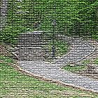 Taken in Central Park - Mosaic by KatMarieArt