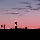 Silhouettes by Lynne Morris