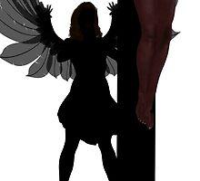 Black Jesus by Christinart