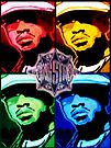 THE GURU (of GANG STARR) TRIBUTE ARTWORK by SOL  SKETCHES™