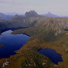 Cradle Mountain, from a Birds Eye View! by tinnieopener
