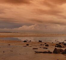 Damai Beach, Borneo by misterLee
