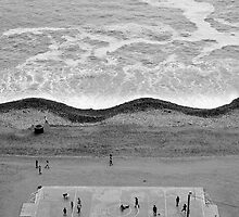 By The Beach - Lima, Peru by Karem Nunez