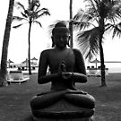 Buddha on the Beach by JodieT