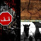 No Borders - Ziad Zitoun- 40x30cm - 2010 by Ziad Helmi Zitoun