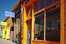 Down on Yankee Street - Silver City, NM by Vicki Pelham