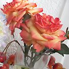 Great big roses from my Marmars by JenaHall