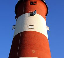 Smeaton's Tower Plymouth, Devon, UK by buttonpresser