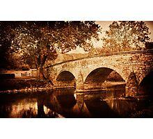 Burnside Bridge Photographic Print