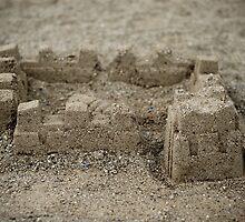 Sand Castle by Stefan Chirila