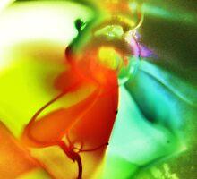 Past the Rainbow by Ashley Hanna