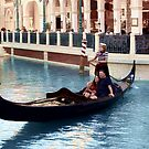 Gondola Love Affair by Don Despain