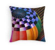Cruising The Vineyards A Finalist In The Australia Day Council NSW Photograhic Competition January 2011 Throw Pillow