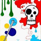 Skull by Jarrad .