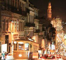 Rush hour Oporto Portugal by Paul Pasco