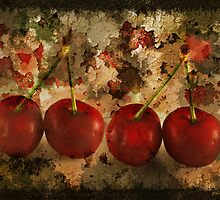 Cherry composite by pennyswork
