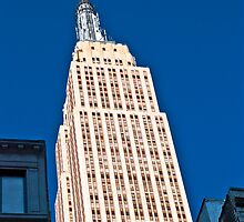 Empire State Building - Print by Mark Podger