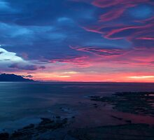 Kaikoura Sunrise #2 by Trevor Murphy