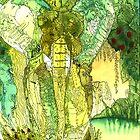 i-elephant_01 by Annie Conn