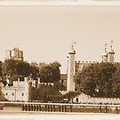 Tower Of London by DeeCl