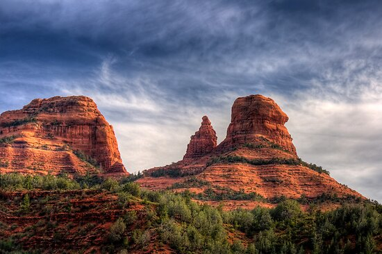 Sedona Typical by Bob Larson