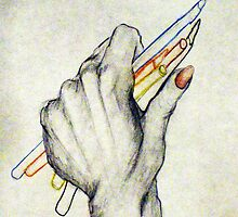 ARTISTS HAND by Tammera