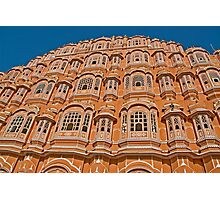 The Pink city of Jaipur Photographic Print