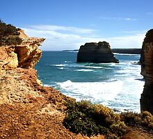 Great Ocean Road  by Paul Mayall