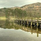 Coniston Jetty by Jamie  Green