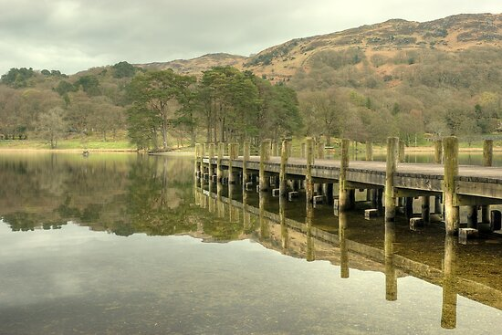 Coniston Jetty by VoluntaryRanger