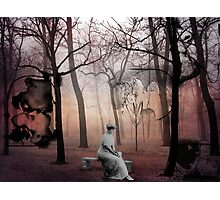 Forest of Unrequited Love Photographic Print