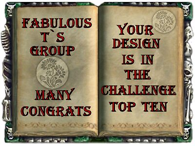 Fabulous Ts top ten by LoneAngel