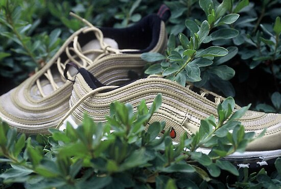 Air Max Gold by Gerald Watson
