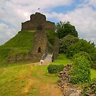 Launceston Castle by ColinBoylett