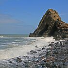 Blackchurch Rock by RedHillDigital