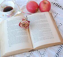 Coffee with Hemingway by korinneleigh