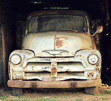 Vintage Truck by reneehicks