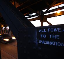 Power of Imagination by Punqewe